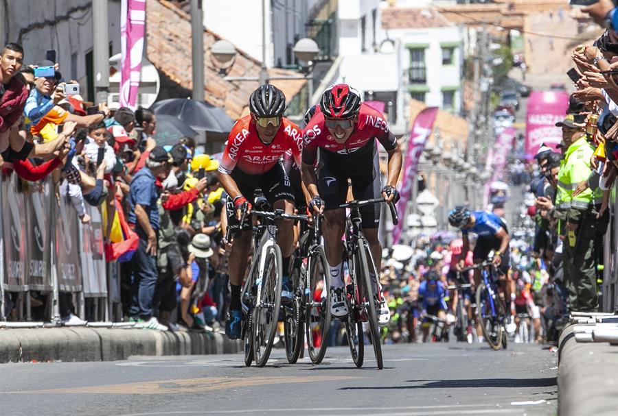 Que el Gobierno colombiano autorizara a los ciclistas profesionales para entrenar en carretera fue visto con buenos ojos por 'Rigo