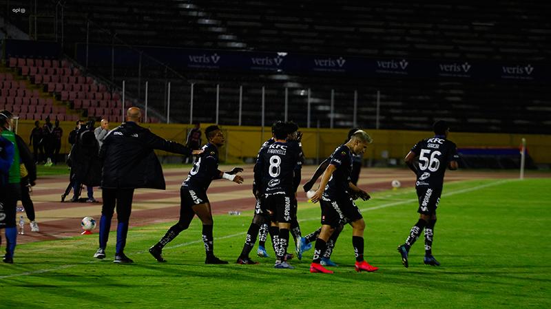 Los negriazules mantienen el proceso y ahora buscan ser protagonistas en la Copa Libertadores