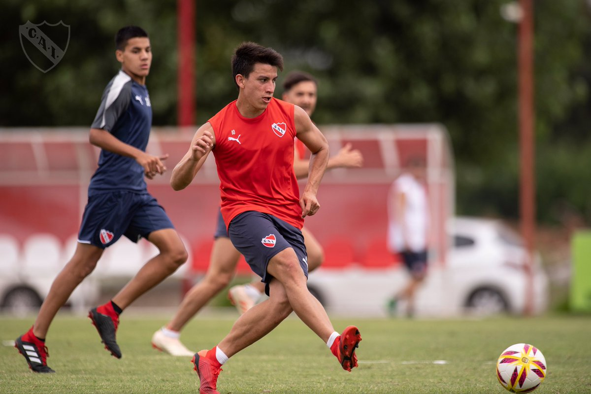 Fernando Gaibor explicó lo que realiza Independiente en la pretemporada y el objetivo junto a la plantilla 'roja'