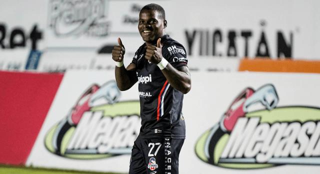 Jonathan Betancourt volvió al gol en Cimarrones de Sonora