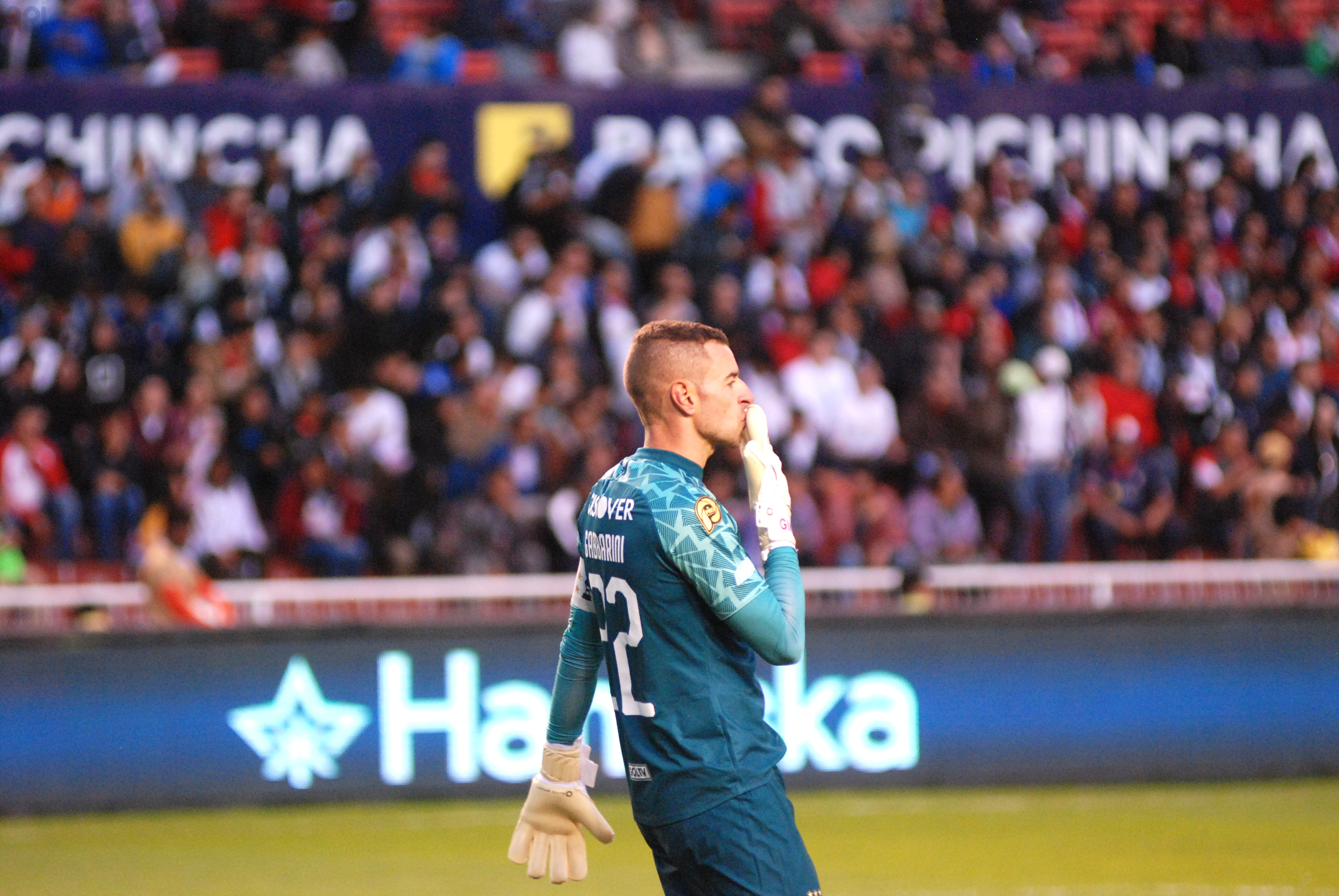Esteban Paz habló sobre el futuro del golero, quien finaliza su contrato en diciembre