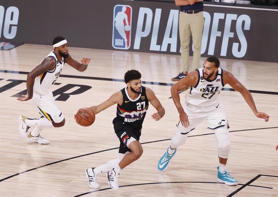 """Se vivieron intensos duelos este martes en la """"burbuja"""" de la NBA"""