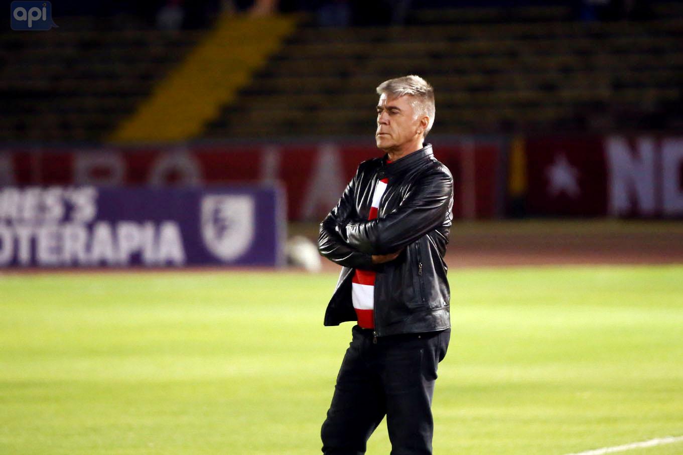 """Marcelo Zuleta enfrenta """"dos finales"""" con El Nacional por el octavo cupo a los playoffs"""