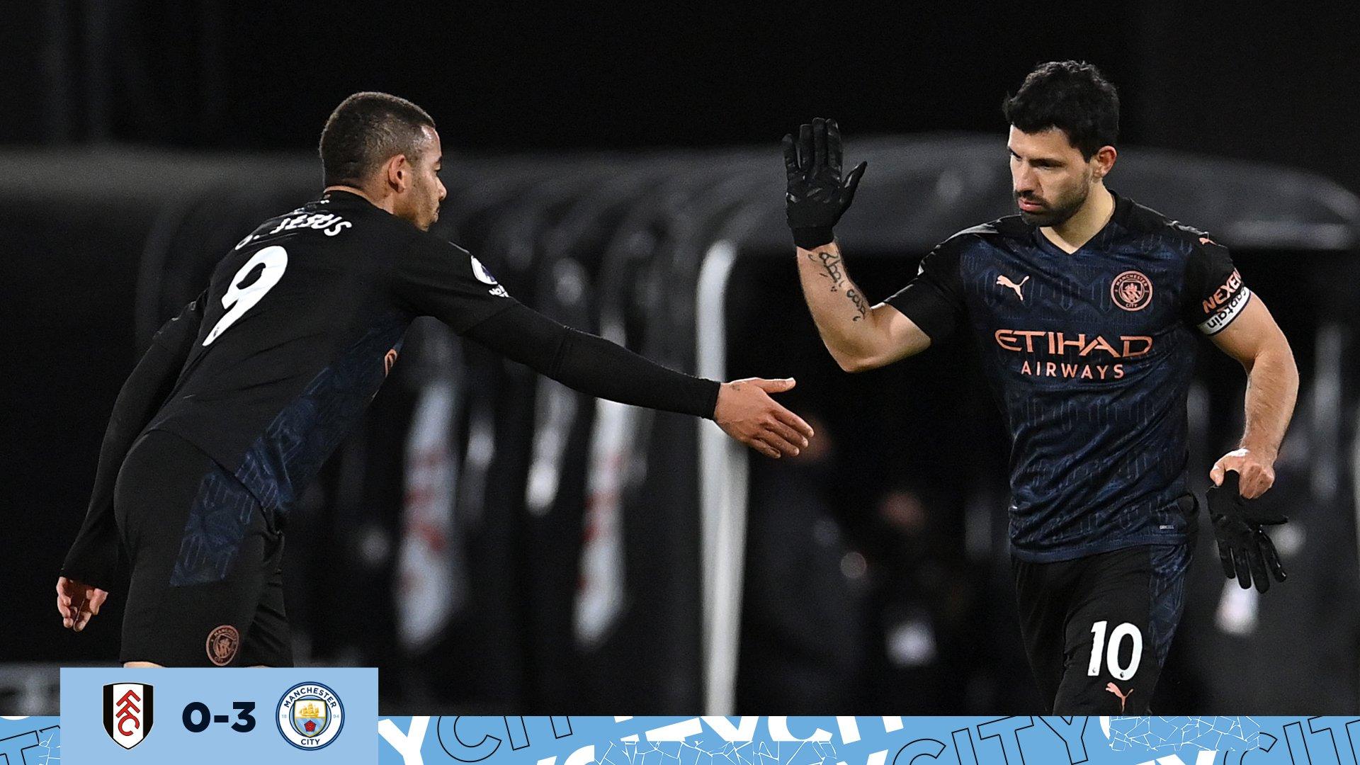 """El DT del Manchester City declaró que """"decidiremos qué es lo mejor para ambos campos"""""""