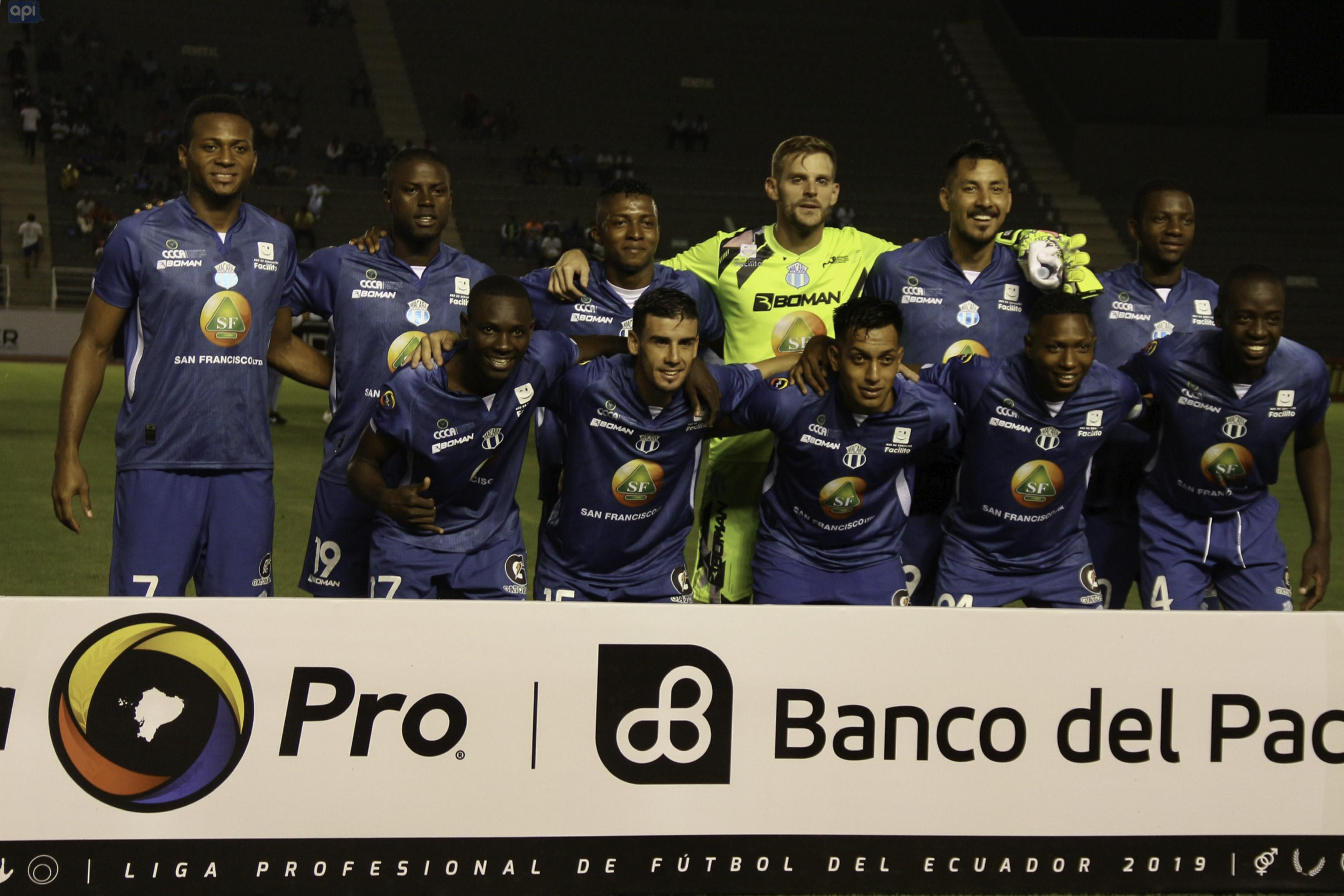 Macará quiere dar el primer gol, en el Bellavista, ante el Guabirá boliviano