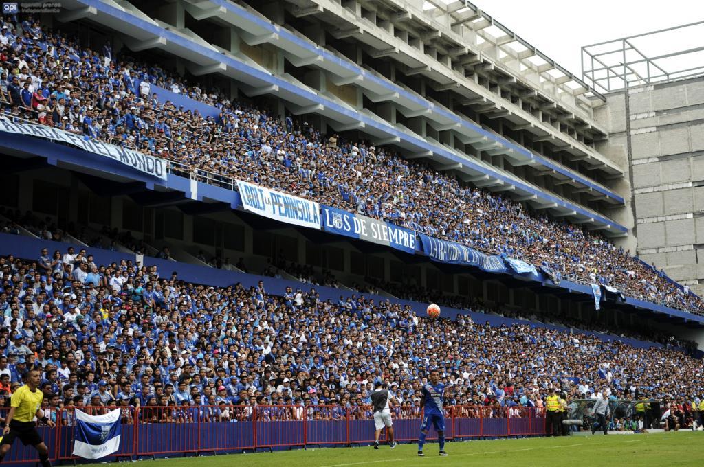 Emelec se juega tres puntos vitales en casa, este domingo cuando reciba a El Nacional; las entradas ya están a la venta