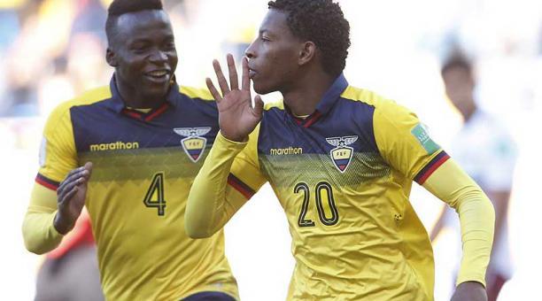 El extremo de la selección ecuatoriana, tras el Mundial, se centrará en hacer historia en Portugal