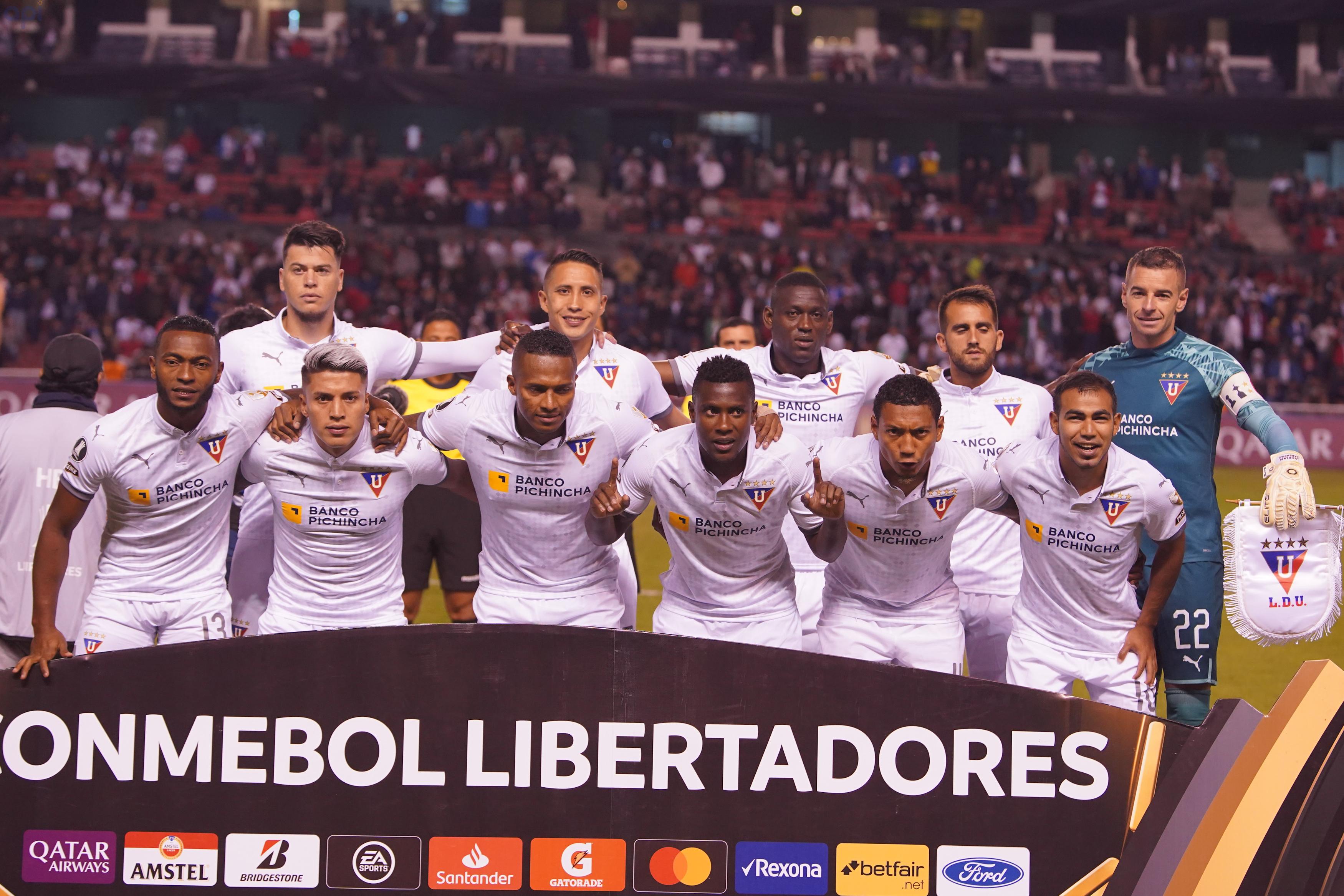 Luis Caicedo se refirió a la salida de Paco Rodríguez y la posibilidad de sumar minutos, ante la seguidilla de partidos que vendrán para la 'U'