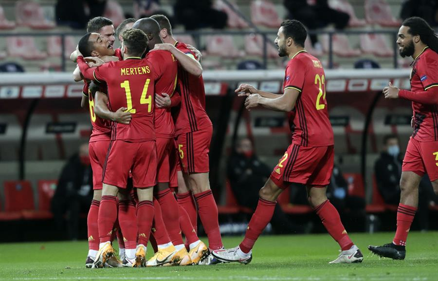 Se completó una nueva jornada de la UEFA Nations League