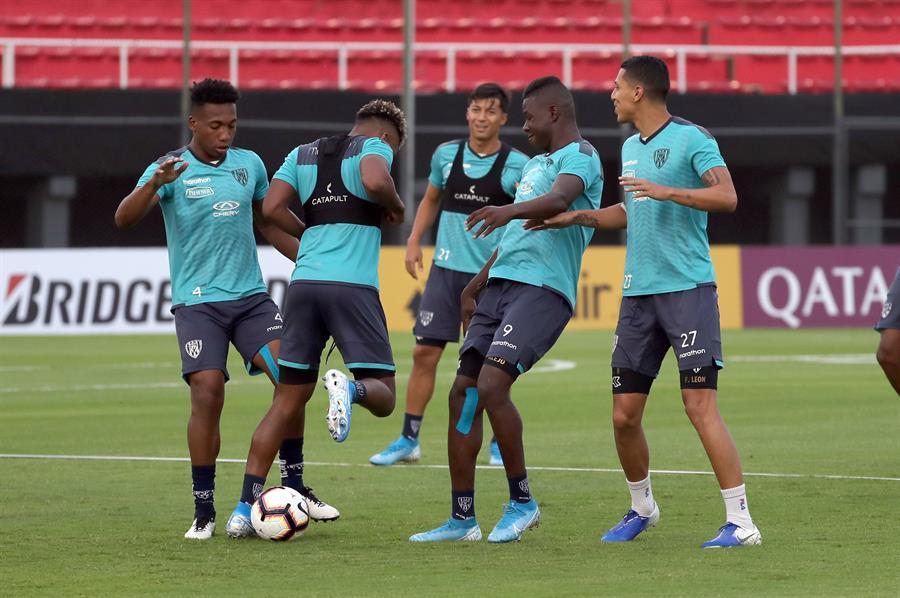 Sangolquí es la cuna de Independiente del Valle. El cuadro 'rayado' buscará su primer título internacional frente a Colón de Santa Fe