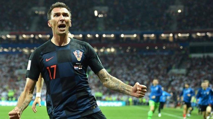 El autor del segundo tanto croata se mostró incrédulo tras el pase a la final del Mundial