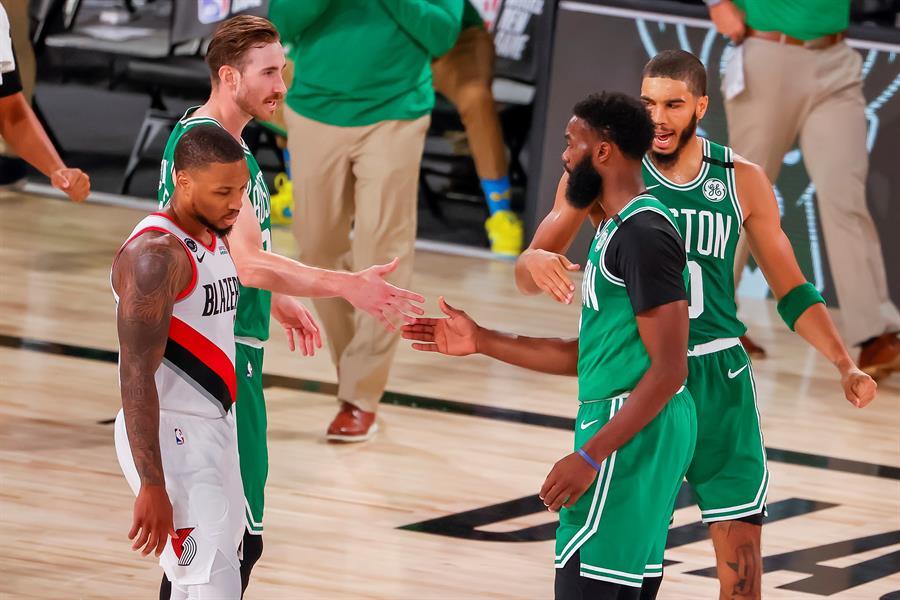 Se va definiendo la temporada regular de la NBA en Orlando
