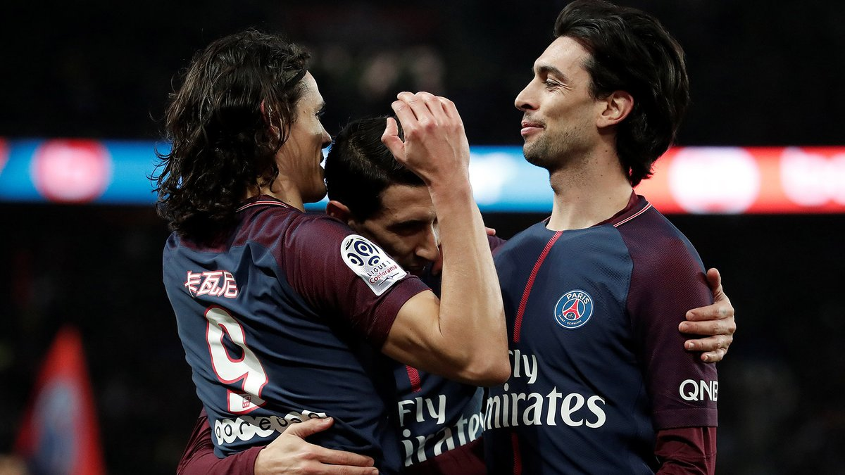 El conjunto parisino se impuso 7-1 a Mónaco y se coronó con cinco jornadas de antelación al cierre del torneo