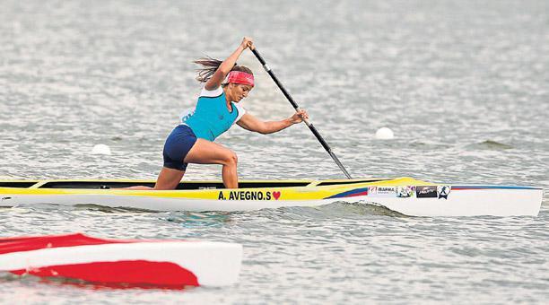 La laguna de Yahuarcocha acogerá la competencia, serán pruebas en las modalidades de kayak y canoa, por categorías