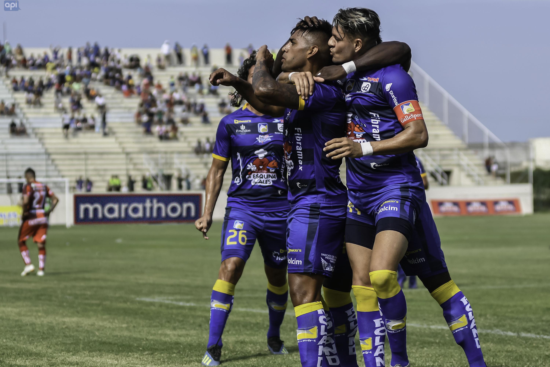 """El equipo """"cetáceo"""" con la victoria en el Jocay suma 13 puntos que lo ubican en el quinto lugar de la LigaPro."""