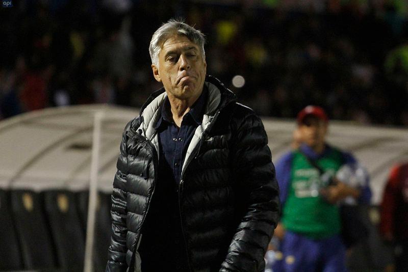 Marcelo Zuleta se refirió a la actualidad de El Nacional, los próximos partidos en la Liga Pro y su posible continuidad en el club militar