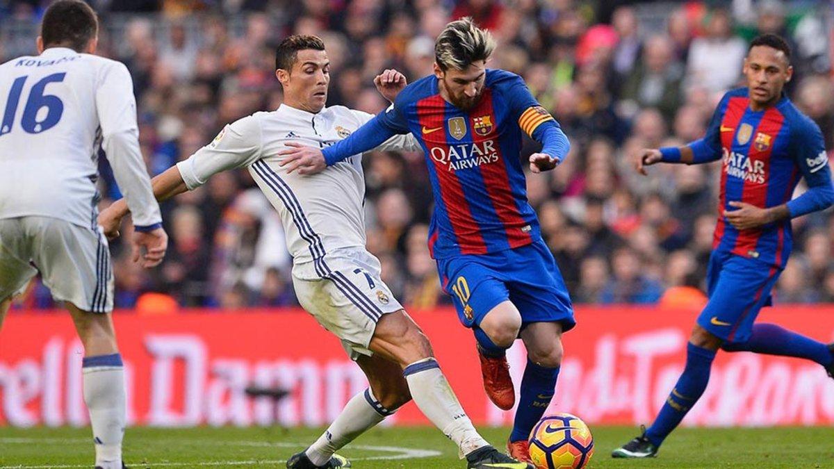 """""""A Cristiano se le echaría de menos en cualquier equipo que hubiese estado y se marchase"""", añadió el argentino"""