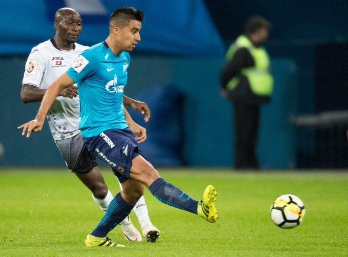 Hubo choque de jugadores ecuatorianos en Rusia