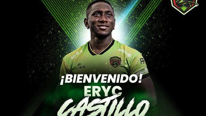 Eryc Castillo envió un breve mensaje como nuevo jugador de los 'bravos'