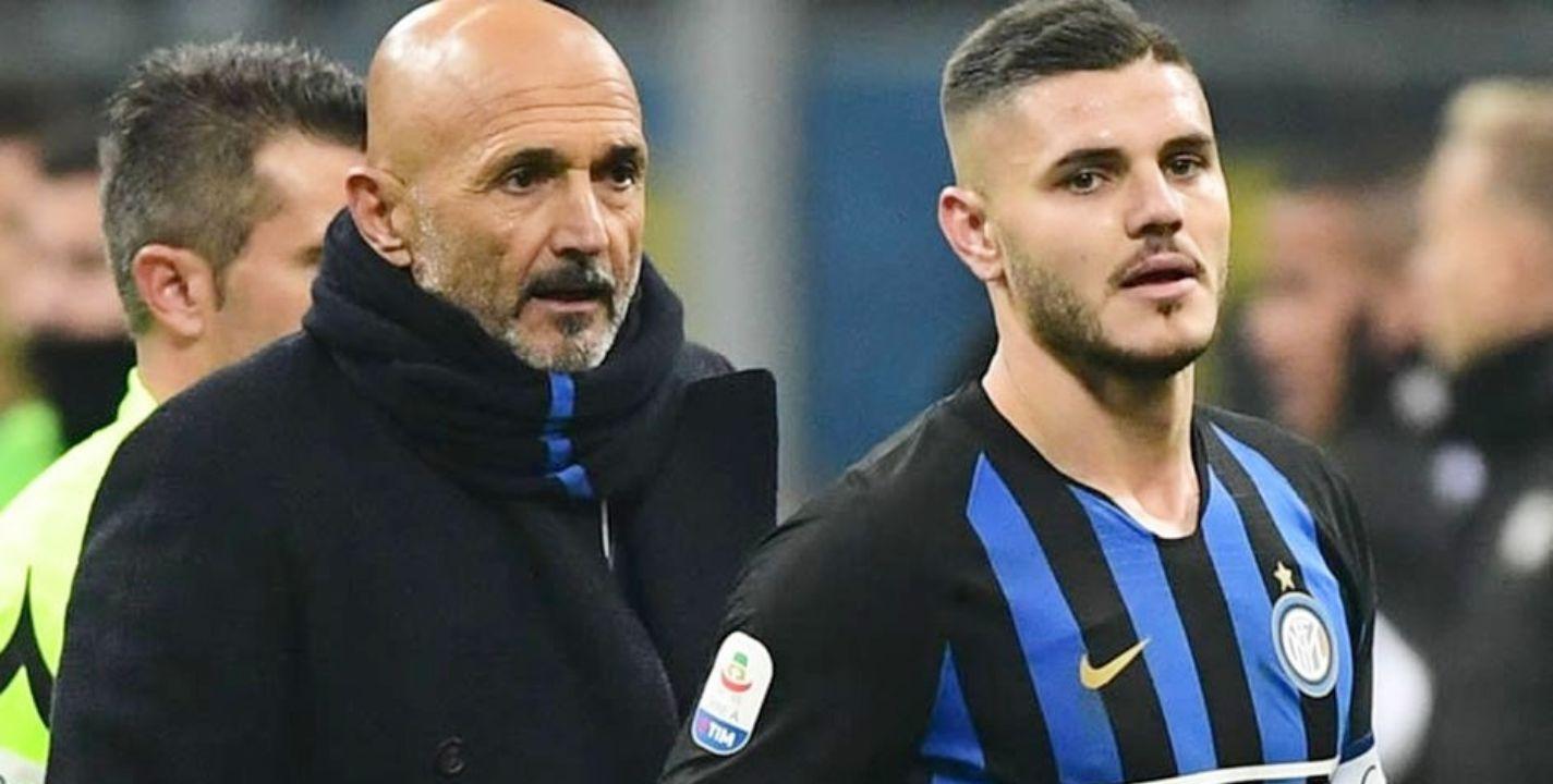 """El DT del Inter se refirió a la ausencia de Icardi en el encuentro ante Lazio, sosteniendo que el delantero rosarino no es un jugador que """"marca la diferencia"""""""
