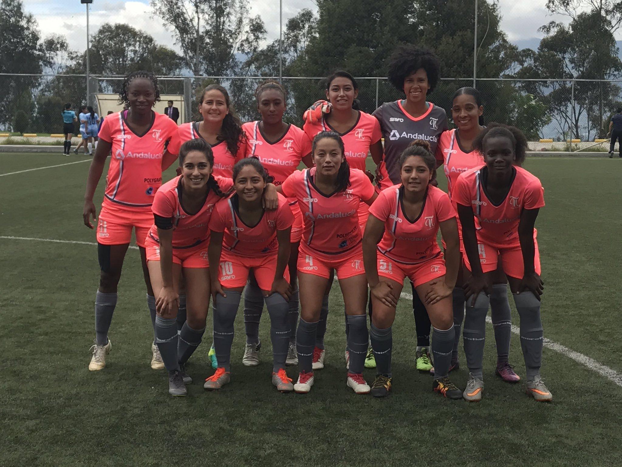 Las vicecampeonas de la Superliga Femenina de Ecuador se verán con Corinthians el sábado en el Atahualpa