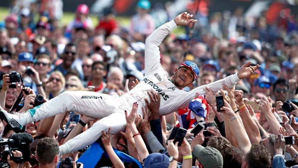El circuito de Silverstone aparece en la agenda en un momento de mucha expectación por la irrupción de Honda nuevamente en lo alto del podio