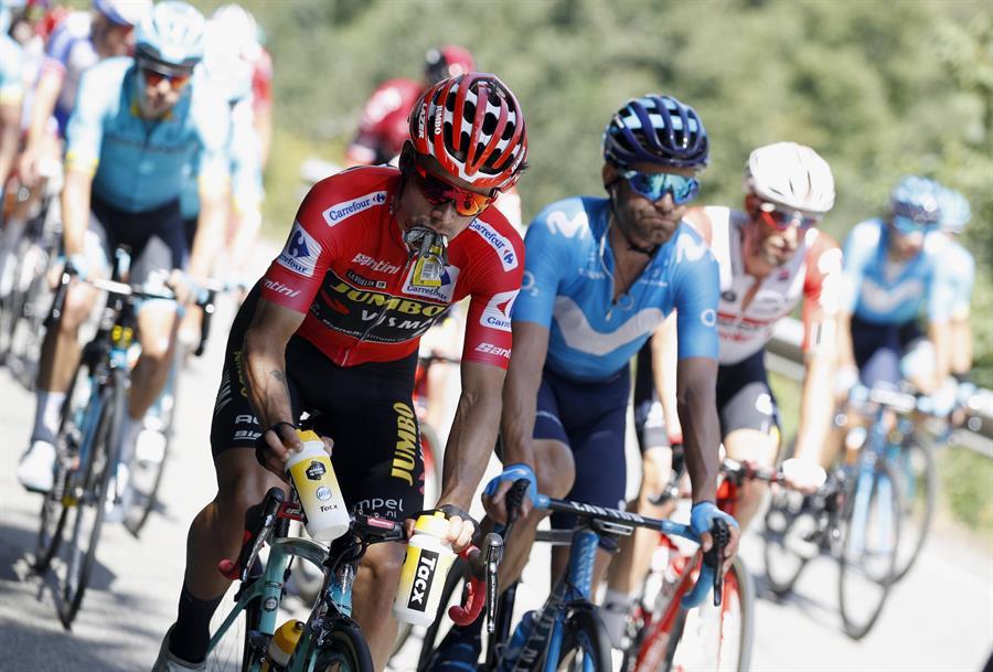 La Vuelta se torna muy competitiva en su recta final
