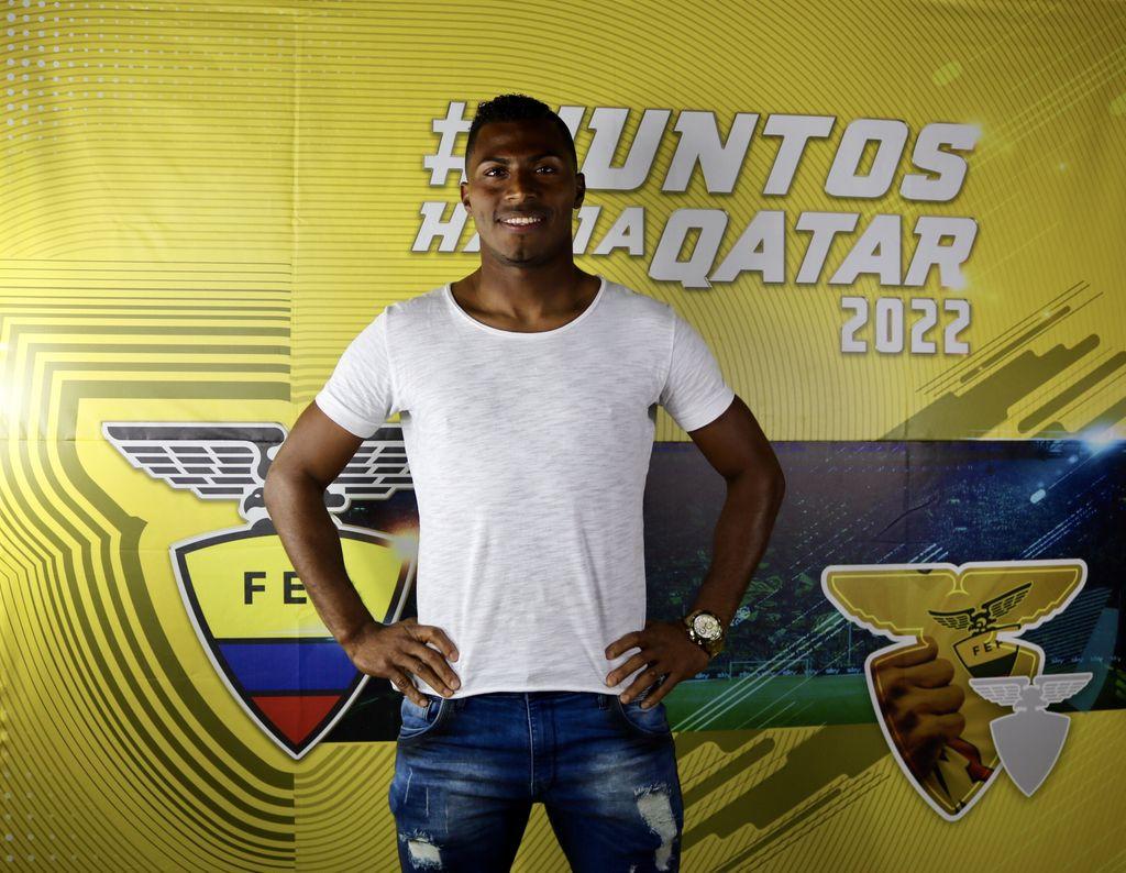 Pedro Ortiz vive con humildad su llamado a la Selección y espera ganarse un puesto ante la dura competencia en el arco tricolor