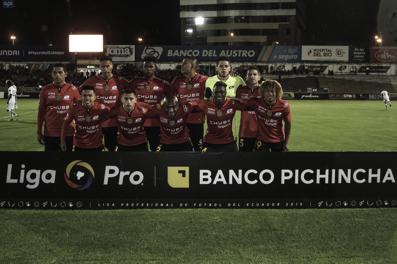 Presidente del Deportivo Cuenca reveló el momento crítico que vive el 'Expreso Austral'