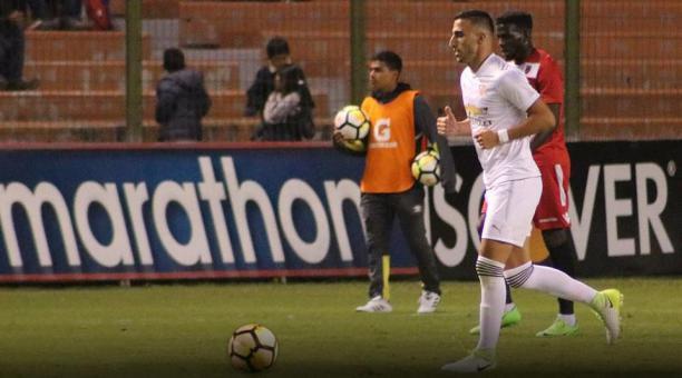 """En Liga de Quito """"van por buen camino"""" los acuerdos para que Hernán Pellerano siga siendo albo"""
