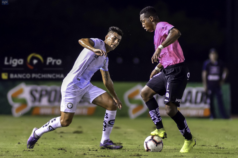 Michael Hoyos se olvida de la pobre campaña de Guayaquil City en el 2018 y se centra en dar la sorpresa a Liga de Quito
