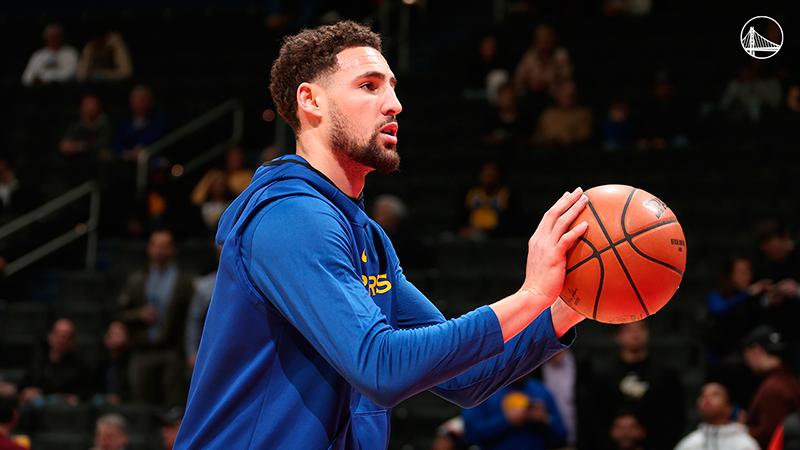 El jugador se perderá toda la próxima temporada de la NBA con los Warriors