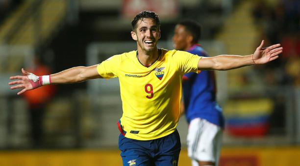 El joven jugador es el llamado a marcar los goles en la Selección ante la ausencia por lesión de Enner Valencia