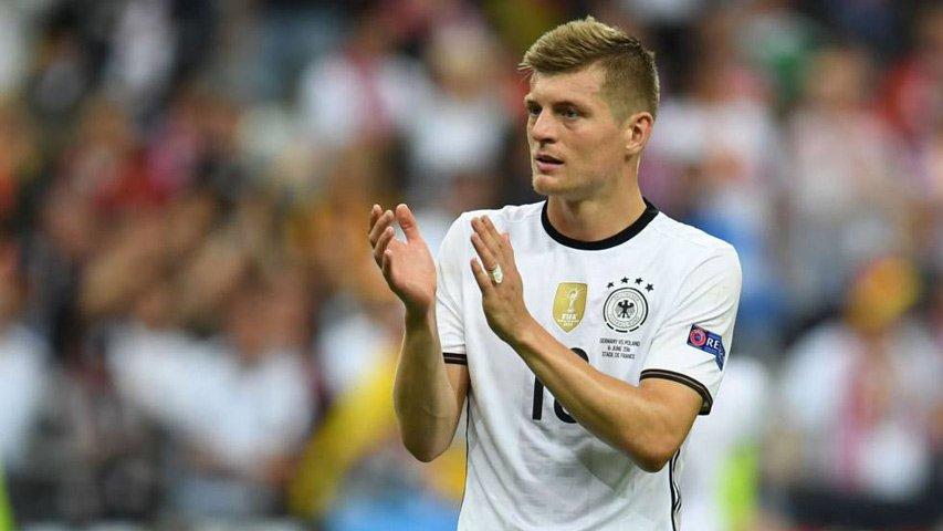 Alemania se enfrentará a Rusia en un amistoso y a Holanda en la Liga de Naciones