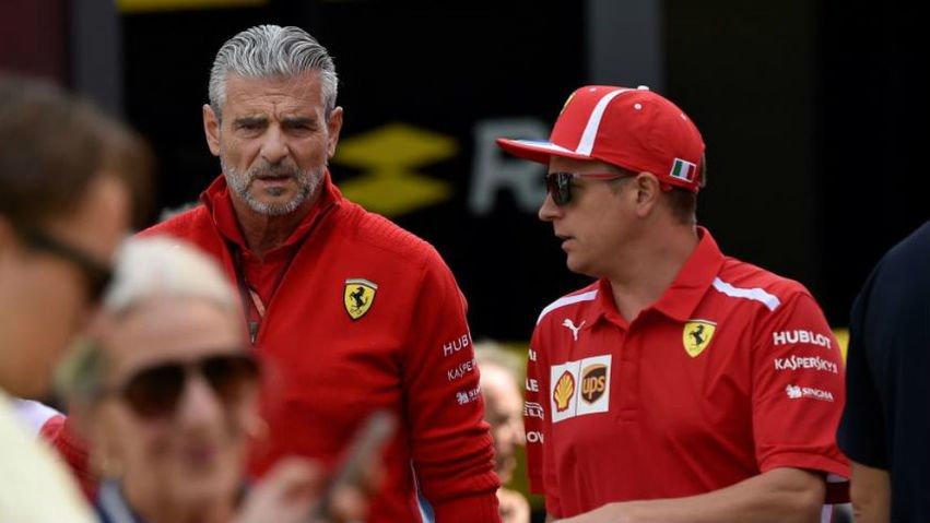 El finlandés disputará su última carrera como piloto de Ferrari para luego vincularse a Sauber