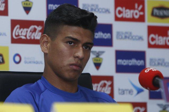 Confiado de estar en la lista definitiva del 'Bolillo', Xavier Arreaga analizó lo que será la Copa América en Brasil