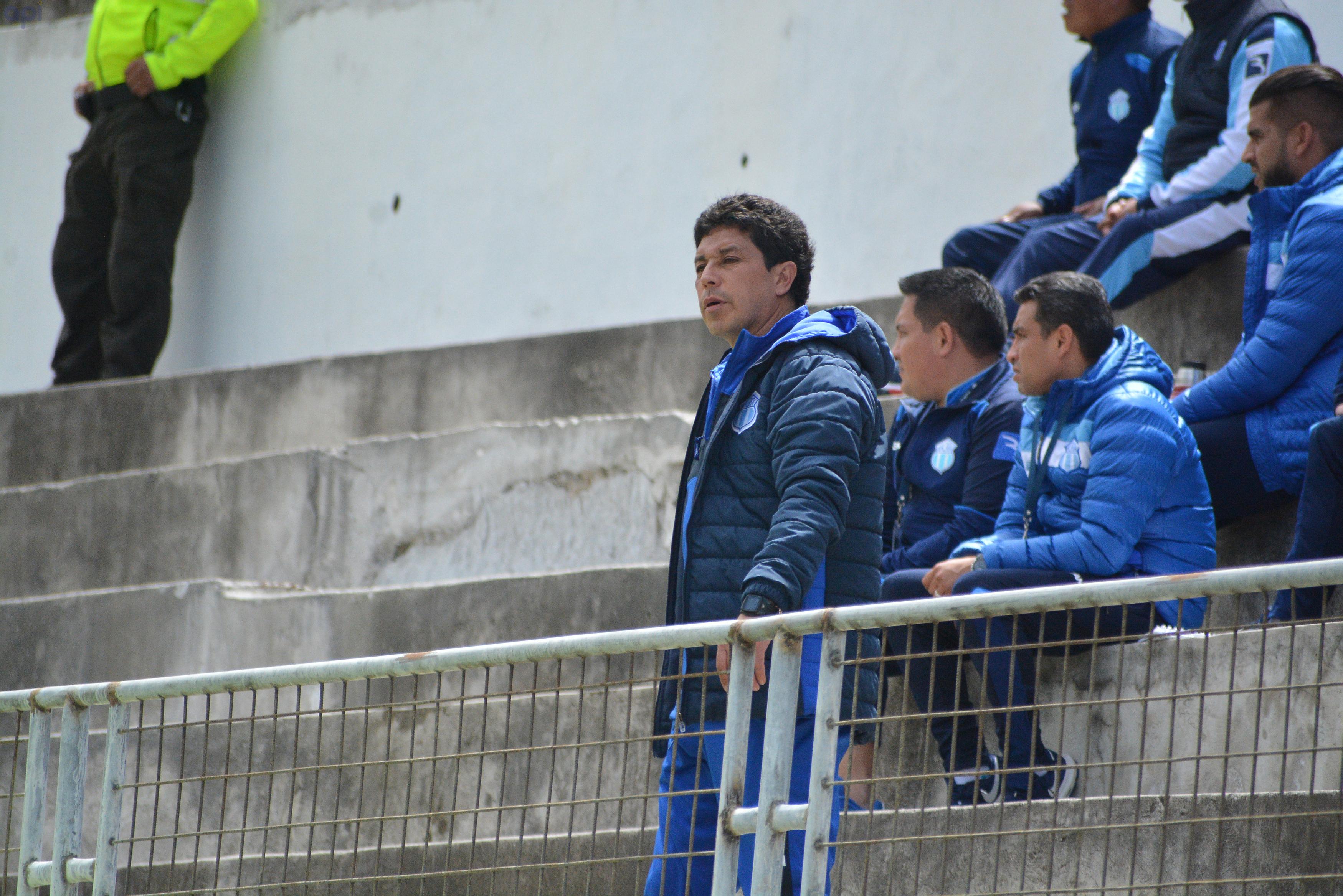 Miller Salazar se refirió al supuesto llamado de Egas a Paúl Vélez