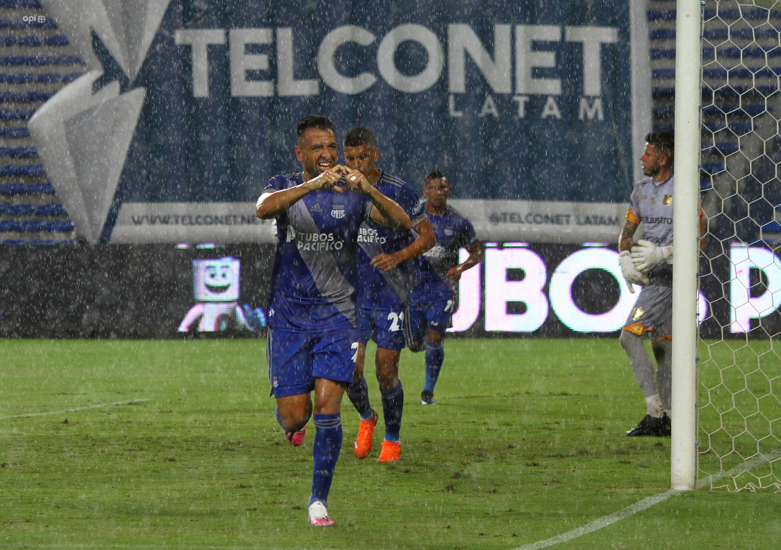 Aníbal Leguizamón se refirió al debut de Emelec en la LigaPro 2021 y el objetivo de lograr los tres puntos ante Aucas