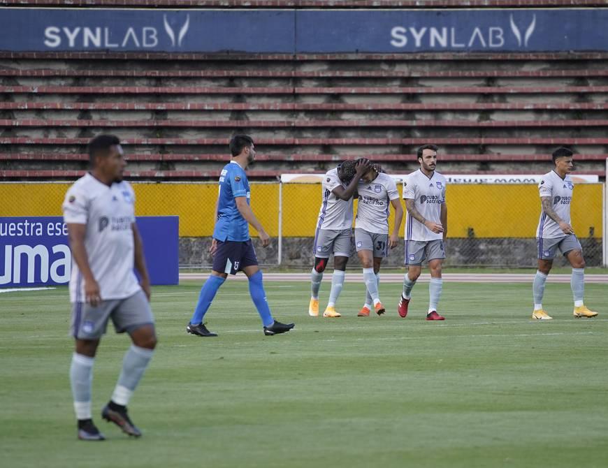 Se completó la octava jornada del torneo ecuatoriano de primera división