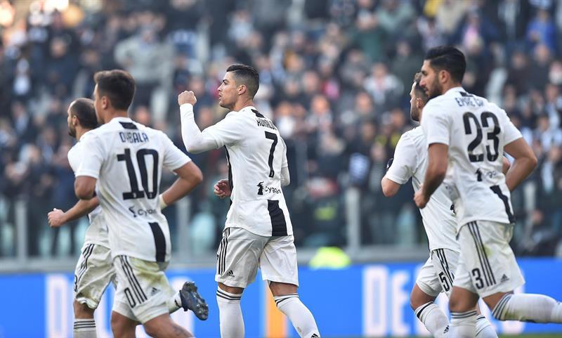 Resumen de la decimonovena jornada de la liga italiana, con la Juve a tope en la clasificación