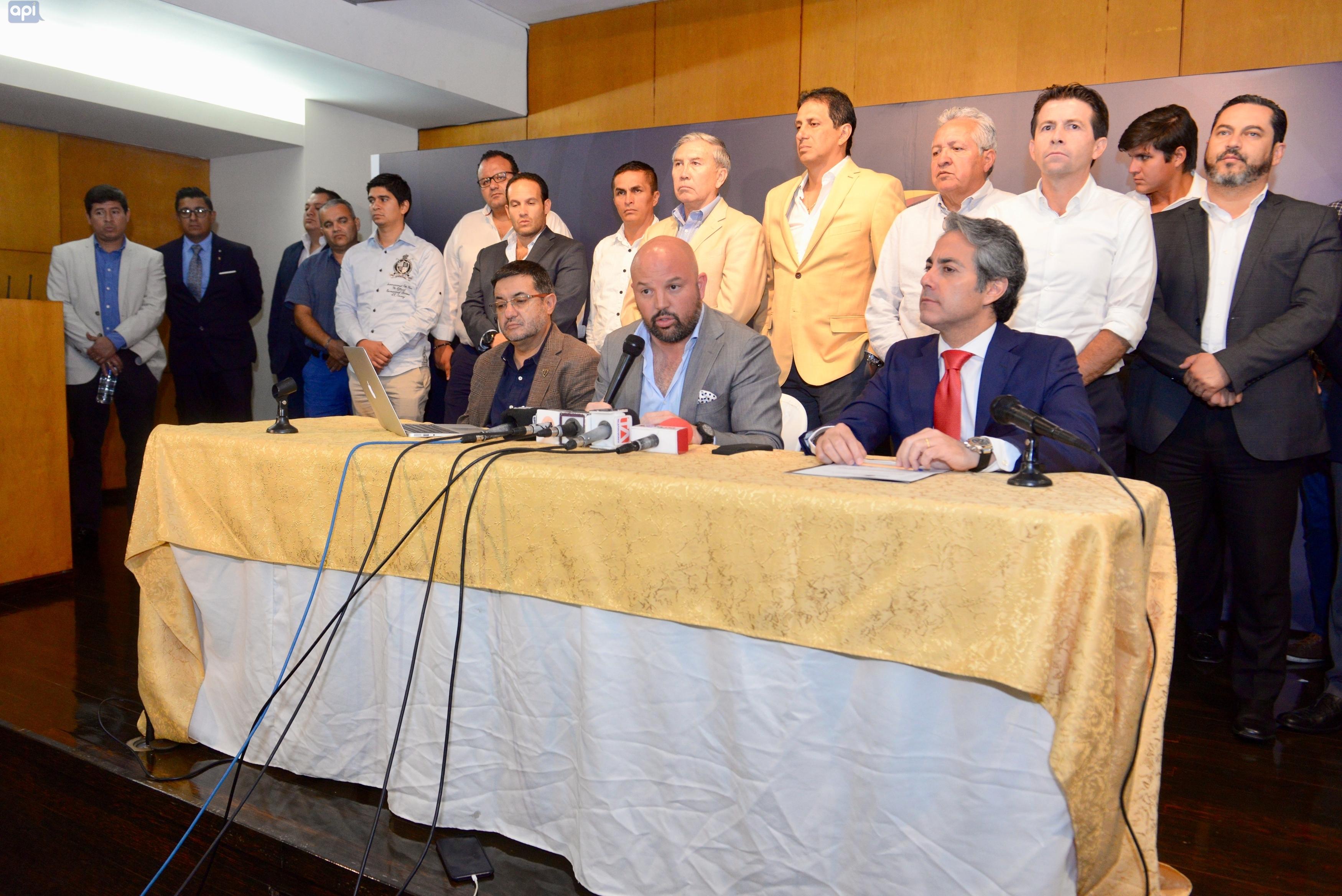 Miguel Ángel Loor palpita con gran ilusión el arranque del campeonato ecuatoriano, organizado por la Liga Pro