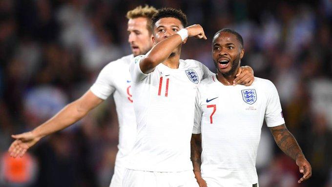 Inglaterra mantiene su pleno de triunfos. Sumó el cuarto seguido para asentar su dominio en el Grupo A