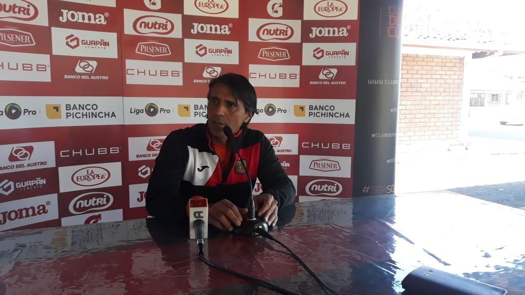 Deportivo Cuenca, sin tiempo para el descanso después de Copa Ecuador, ya piensa en el duelo con Mushuc Runa