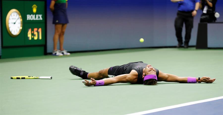 La gran definición del último Grand Slam del año se cerró en cinco sets