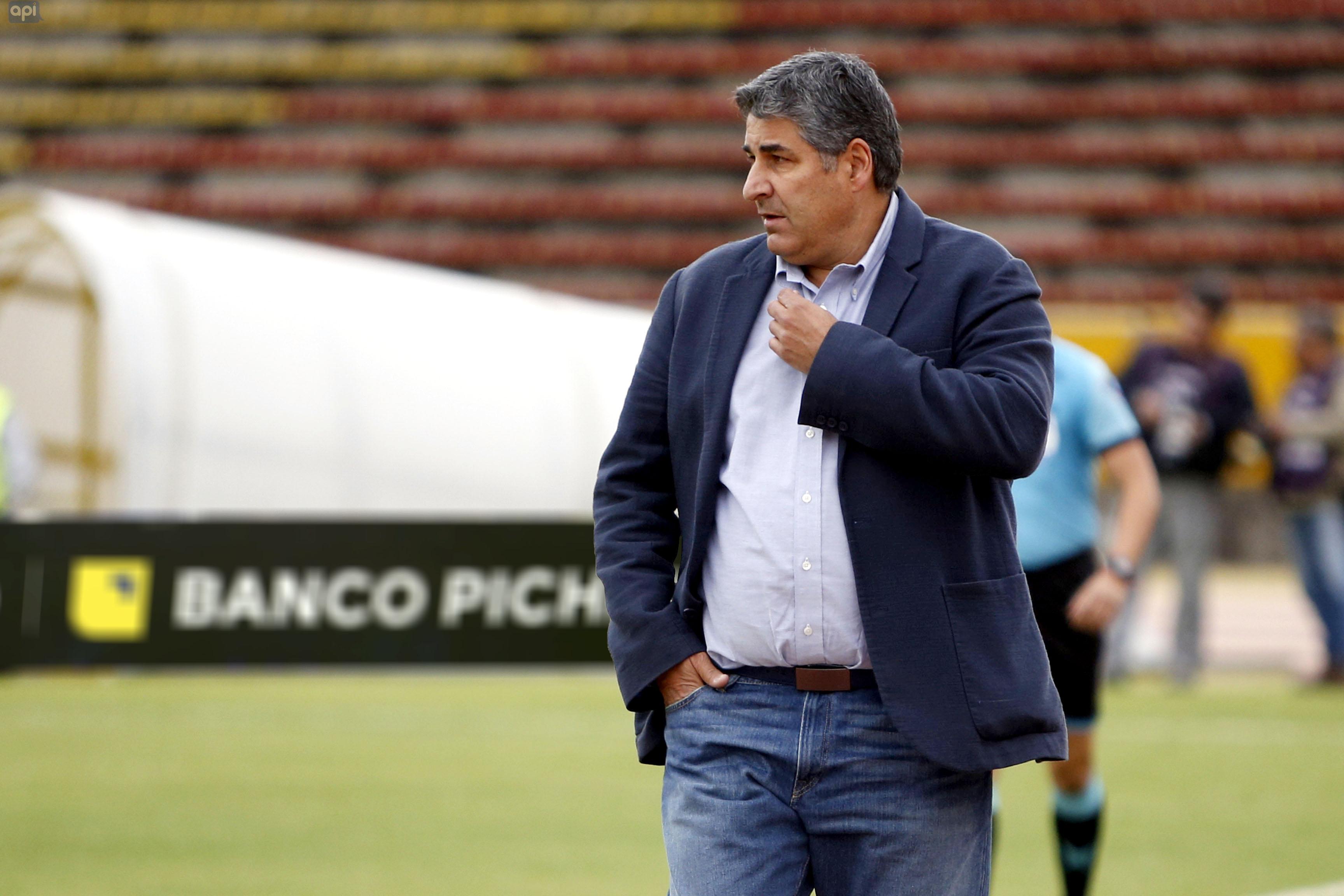 Santiago Escobar se siento satisfecho tras retornar a la victoria y se enfoca en conseguir un boleto a la Copa Libertadores