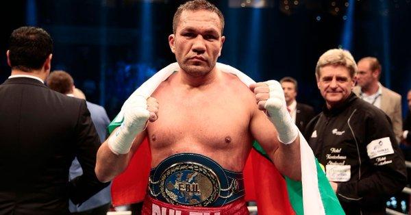 Los hechos sucedieron el pasado sábado después de que Pulev noqueó al rumano Bogdan Dinu para conseguir su séptima victoria consecutiva