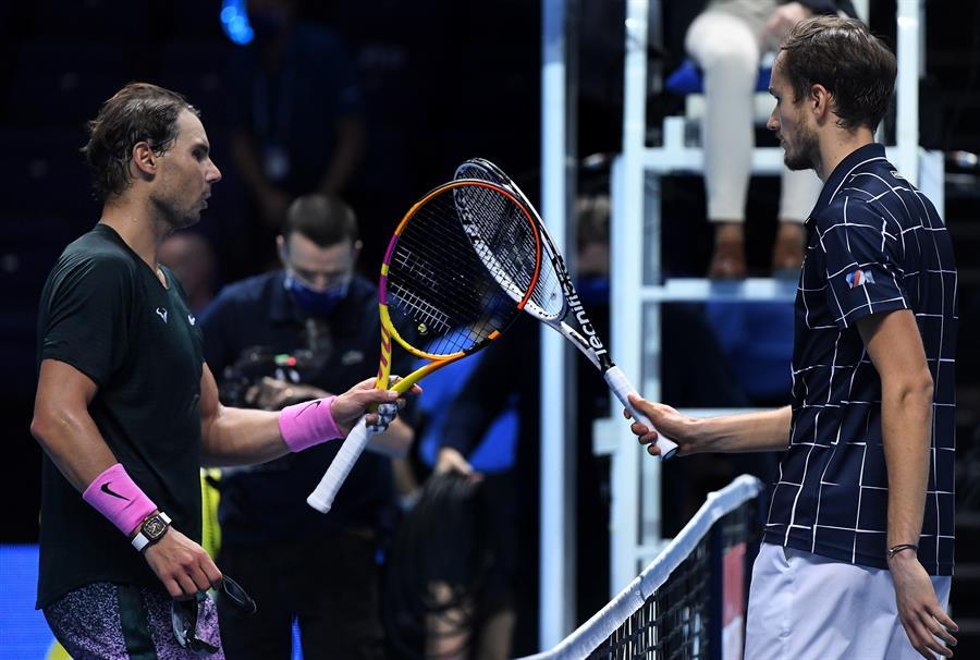 Otro de los favoritos en las ATP Finals cayó en semifinales