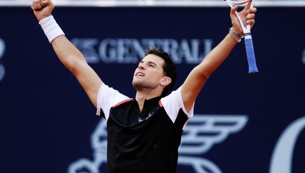 El tenista austríaco se consagró campeón en el torneo de Kitzbüel