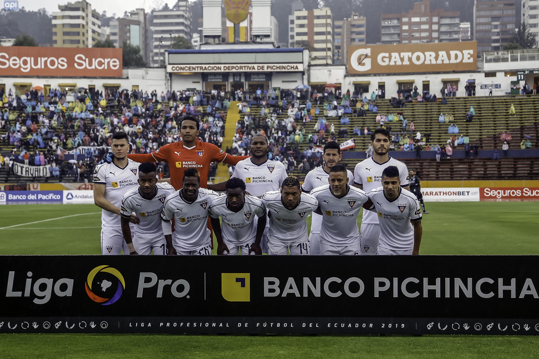 El campeón ecuatoriano debutará en la Copa Libertadores el próximo 7 de marzo
