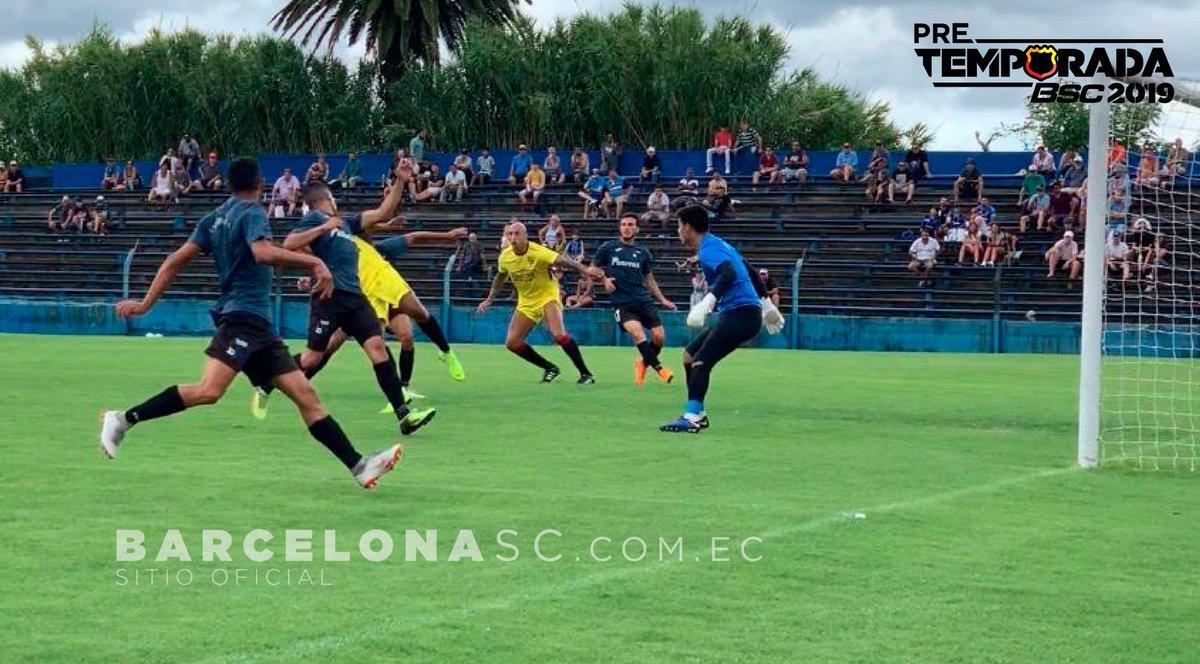 Barcelona derrotó 3x2 a Liverpool de Uruguay, en duelo comprobatorio